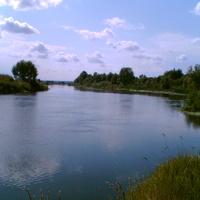 Река Цна.