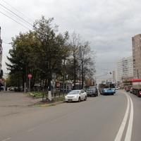 Город Видное, проспект Ленинского Комсомола