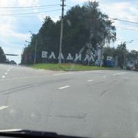 Въезд во Владимир