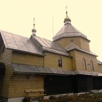 с.Межиброди.Церква Св. Миколая.