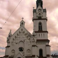 Стрий. Костел Різдва Пресвятої Діви Марії