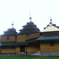 Коростів. Церква Св.Параскеви (1874 р.)