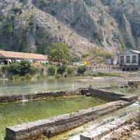 Вид на городские стены со стороны реки