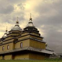 Плав'є. Церква Св. Михаїла (сучасний вигляд)