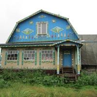Деревня Ровени
