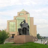 Челябинск, 2006 г. Памятник Прокофьеву