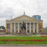 Челябинск, 2006 г. Театр