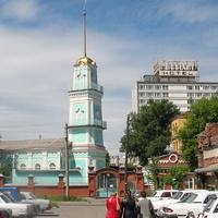 Челябинск, 2007 г. Мечеть
