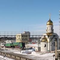 Челябинск, проездом. 2005 г