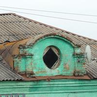 Фотоателье, крыша