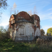 Церковь Параскевы Пятницы в Верховине