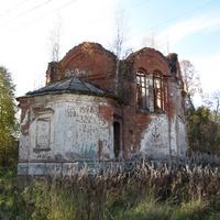 Церковь Параскевы Пятницы в Верховине, другой ракурс