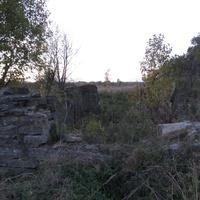 Чернавино, руины монастыря