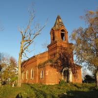 Спасо-Преображенская церковь в Чернавино