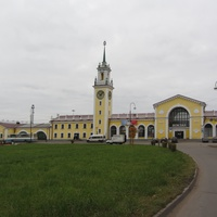 ж/д вокзал Волховстрой-1