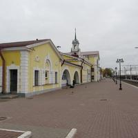 Вокзал Волхова