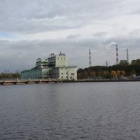 Волховская ГЭС. Другой ракурс