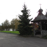 Часовенка при церкви