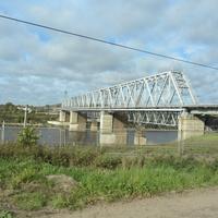 Волхов, ж/д мост