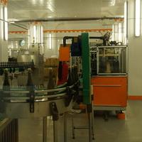 Завод шампансих вин, цех разлива