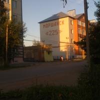 Номер дома на доме)