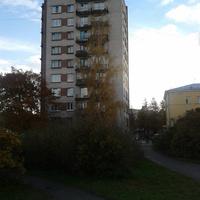 пр. Ленина, дом на площади