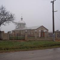 Свято_Успенский храм, Беляевка, Одесская область