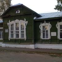 Архитектурный памятник Моршанска