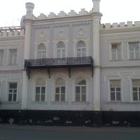 Старо-купеческое здание Моршанска