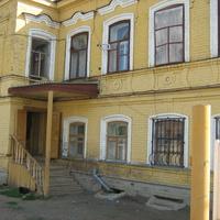 Чистополь.Дворик на ул.К.Маркса