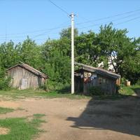 Чистополь,дворик на ул.К.Маркса