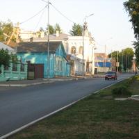 Чистополь,улица К.Маркса