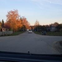 Марково осенью