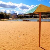 Великолепие нашего пляжа. Микрорайон Заря.