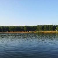 Милый сердцу уголок . Заревское озеро.