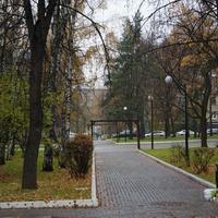 Сквер ДК Москворечье