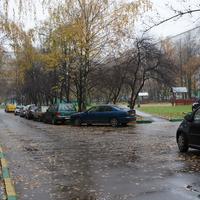 Во дворах на Домодедовской