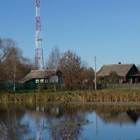 Пруд в Игнатьево