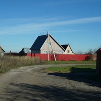 Осенний день в Игнатьево