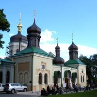 Ионовский монастырь.