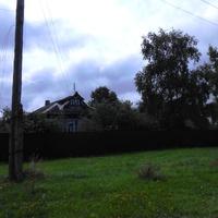 дом единственных старожилов деревни