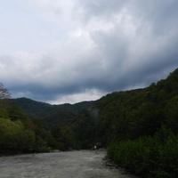 В долине реки Аше