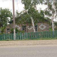 Дом Семеновки на Астраханской трассе