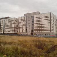 Большое здание