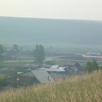 Новая Ида. Вид с горы