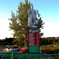 Памятник Воинской Славы в селе Долбино