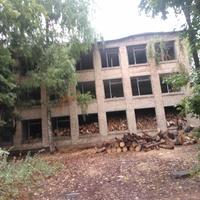 Здание приспособленное для хранения дров