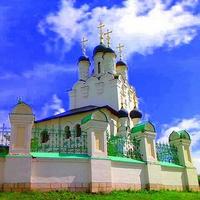 Павловская слобода.Храм.