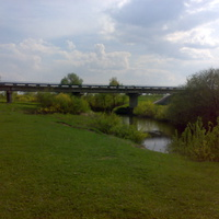 Мост через р.Сев в с.Семёновск