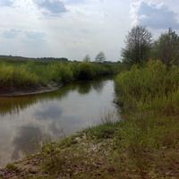 Река Сев.с.Семёновск